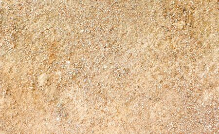 Photo pour Sand Soil texture background - image libre de droit