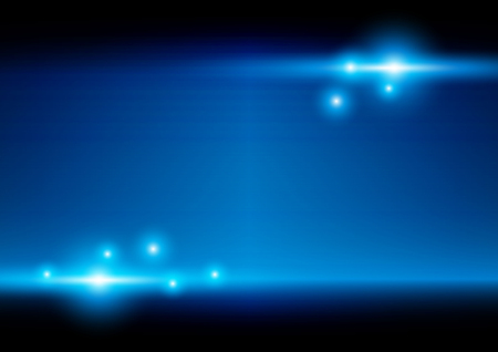 Illustration pour abstract blue with light background. illustration vector design - image libre de droit