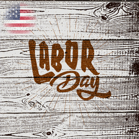 Labor day badges labels  can be used for in the design, sales, product, or on the postcards