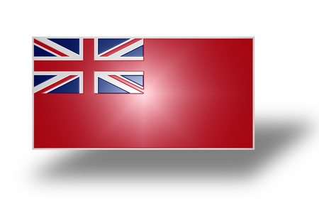 Civil ensign of the United Kingdom of Great Britain and Northern Ireland  Red Ensign   Stylized I