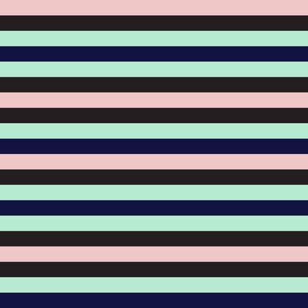 Illustration for Horizontal striped pattern background - Royalty Free Image
