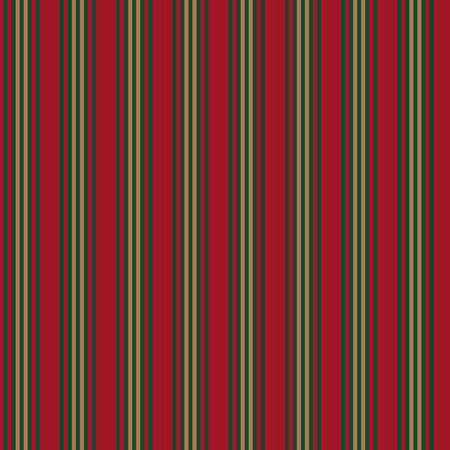 Illustration for Christmas vertical striped seamless pattern background suitable for fashion textiles, graphics - Royalty Free Image