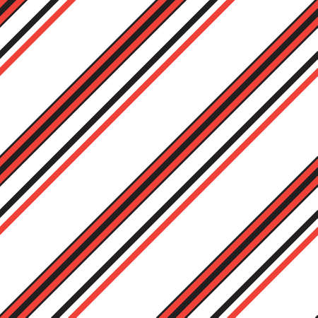 Photo pour Orange diagonal striped seamless pattern background suitable for fashion textiles, graphics - image libre de droit
