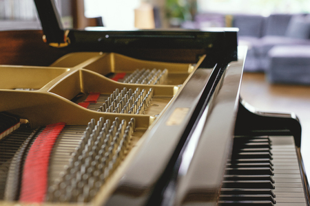 Photo for Grand piano - Royalty Free Image