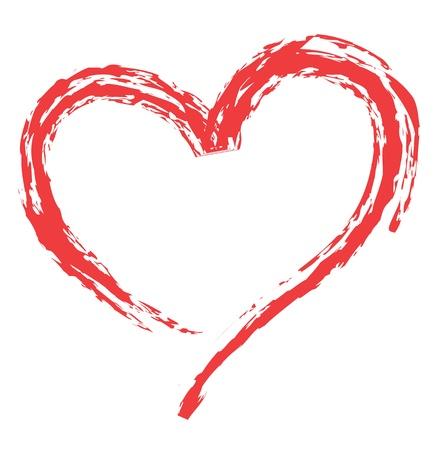 heart shape design for love symbols.