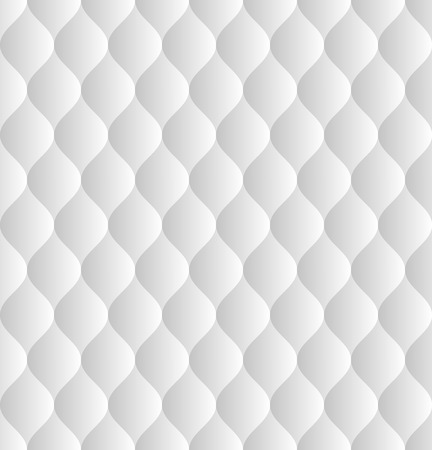 Illustration for white pattern seamless or neutral background - Royalty Free Image
