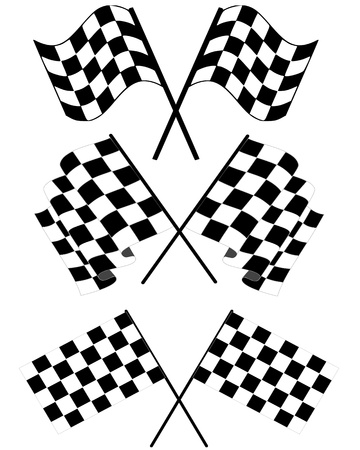checkered flags- can edit image according to your needs and can be re-size to any limit