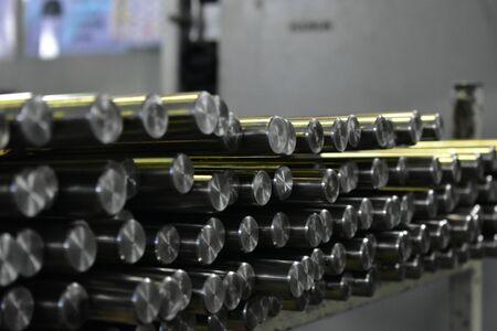 Photo pour stainless steel bar - image libre de droit