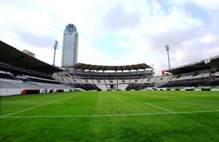 Besiktas Inonu Stadium