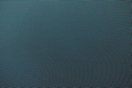 Foto de Abstract LED screen pattern background. - Imagen libre de derechos