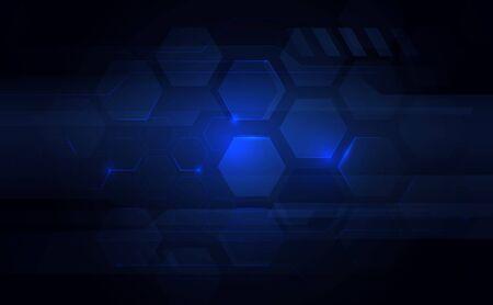 Photo pour Abstract technology digital hi tech concept background - image libre de droit