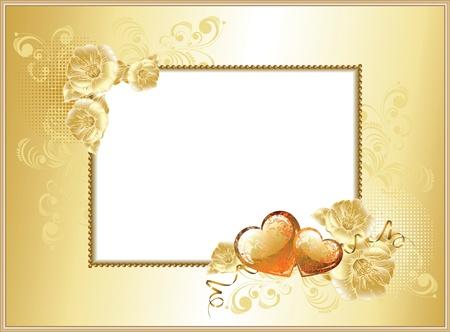 frame-background Valentine's Day