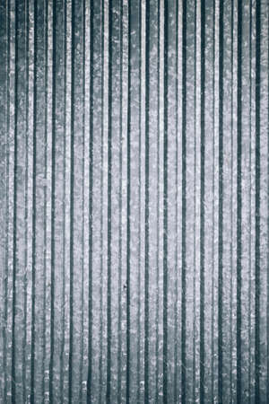 Photo pour Metallic background. Silver steel plate texture for iron sheet material background. Metal wall pattern. Old industrial stainless surface - image libre de droit