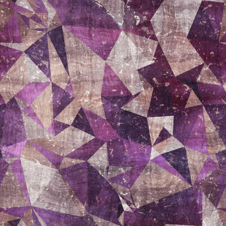 Photo pour Seamless abstract pattern texture in tyrian purple - image libre de droit