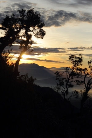 Sunrise at Bromo TNBTS