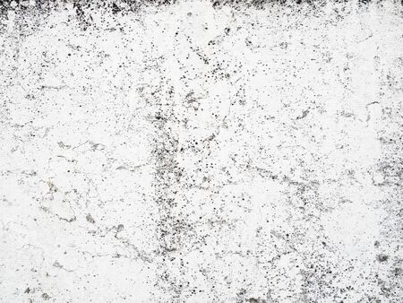 Photo pour Old white marble texture, with gray spots. Perfect background with space. - image libre de droit