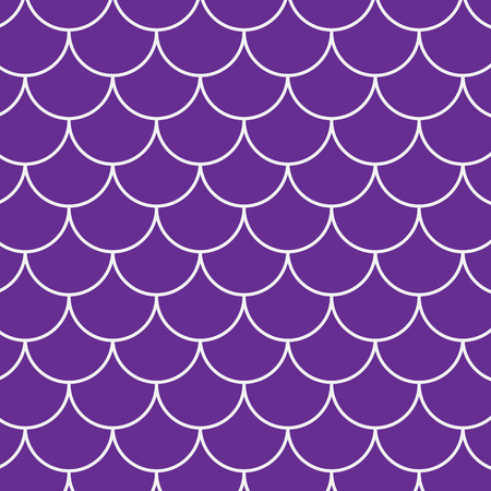 Illustration for Seamless fish pattern - Royalty Free Image