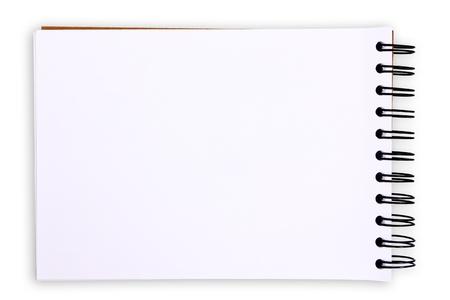 Photo pour Blank Tablet on white background - image libre de droit