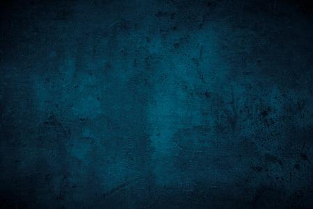 Photo pour Blue texture dark slate background. Beton concrete surface. - image libre de droit