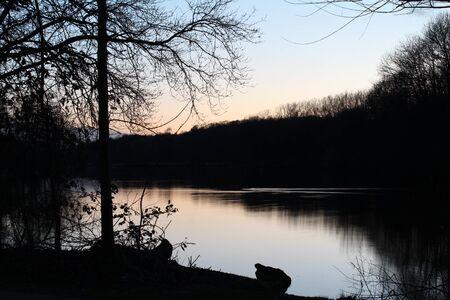 Feelings on the lake