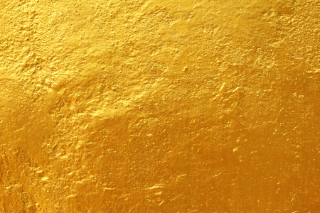 golden cement texture background.