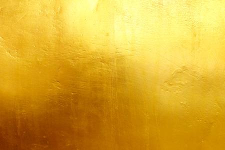 Foto de Golden cement texture background - Imagen libre de derechos