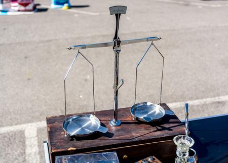 Weight measuring equipment - antique and unique