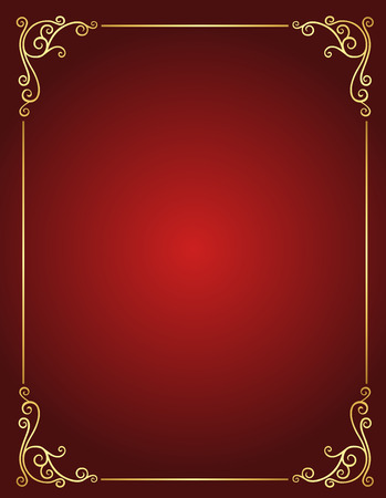 Elegant Gold And Red Maroon Color Blank Empty Background Perfect As Stylish Wedding Invitations And Other Party Invitation Cards Or Announcements موقع تصميمي