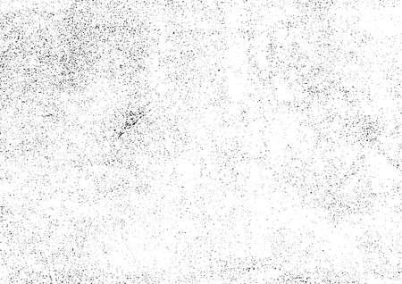 Illustration pour Grunge texture material, wall sandstorm style, uneven, black and white (vector, eps10) - image libre de droit