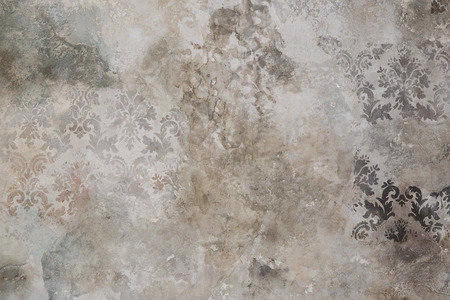 Photo pour Cement wall background. Texture placed over an object to create a grunge effect for your design. - image libre de droit