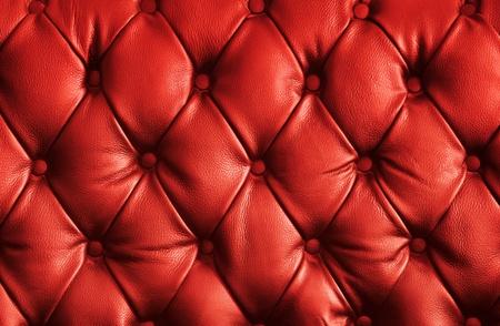 Photo pour luxury red leather texture - image libre de droit
