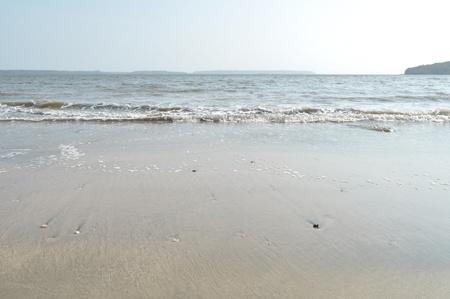 vast seashore