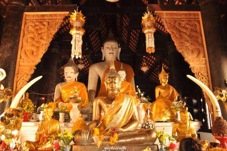 Buddhis Temple,