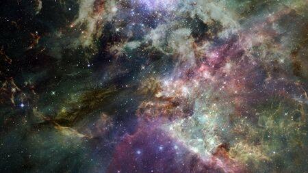 Foto für Infinite space background with nebulas and stars. - Lizenzfreies Bild