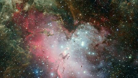 Photo pour Beautiful space many light years far from the Earth. - image libre de droit