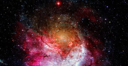 Photo for Spirals and supernovae. - Royalty Free Image