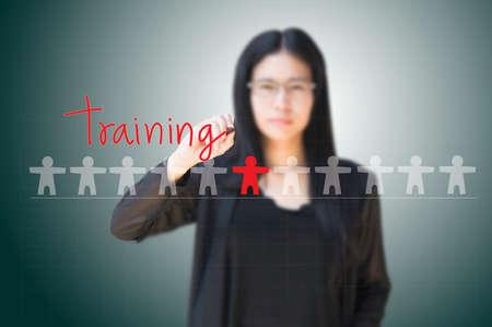 Photo pour businesswoman - image libre de droit