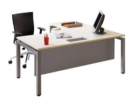 cutout desk