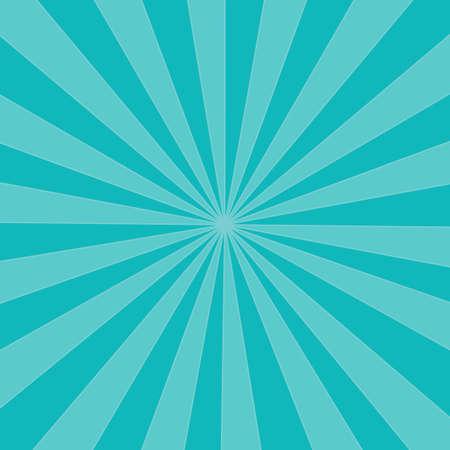 Ilustración de soft light Blue color sunburst background. Vector illustration. eps - Imagen libre de derechos