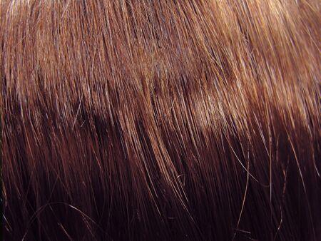 dark hair texture abstract background