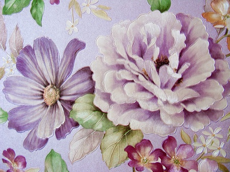 bright flower texture abstract floral background