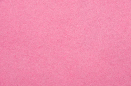 Background of pink felt