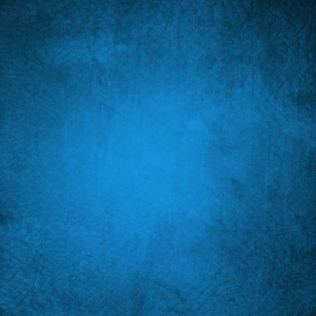 Photo pour Grunge blue background with space for text - image libre de droit