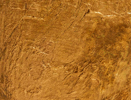 Photo for abstract golden metal texture background - Royalty Free Image