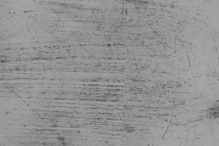 Texture of a wooden painted grey surface
