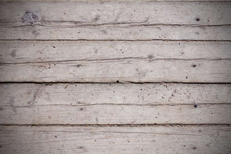 Antique Wood Panel Background