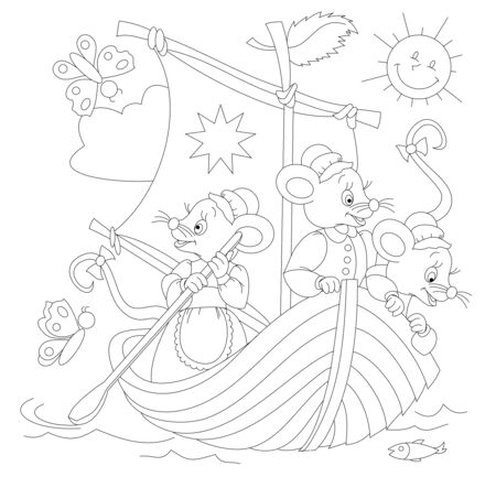 It is a picture of Sailboat Template Printable with easy