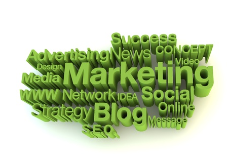 Green marketing words