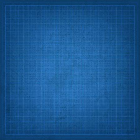 Illustration for Blueprint old background - Royalty Free Image