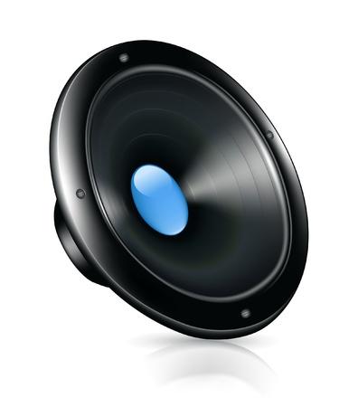 Speaker, icon